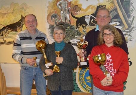 Vinnare 2013 i Bruks och Lydnad