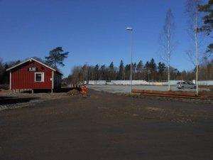 Parkeringen 2012